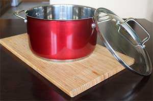 Picture of 2-gallon stock pot